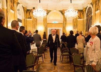 Gala Dinner - Hotel Imperial Exz. Dominik Kozlowski - Grand Prior of Poland
