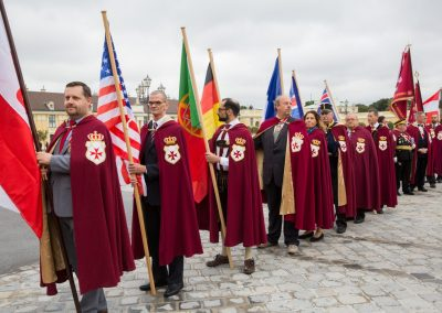 Procession of the Flags
